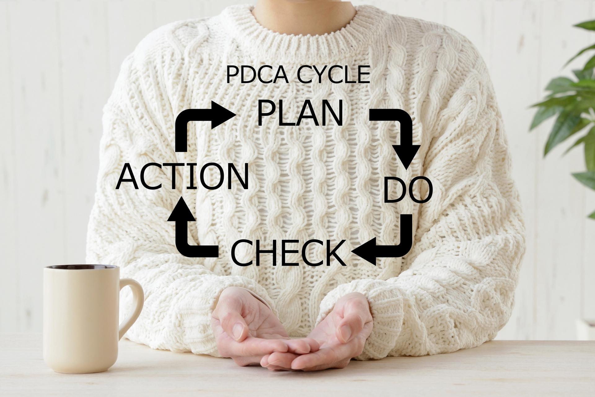 販促のPDCAを回す