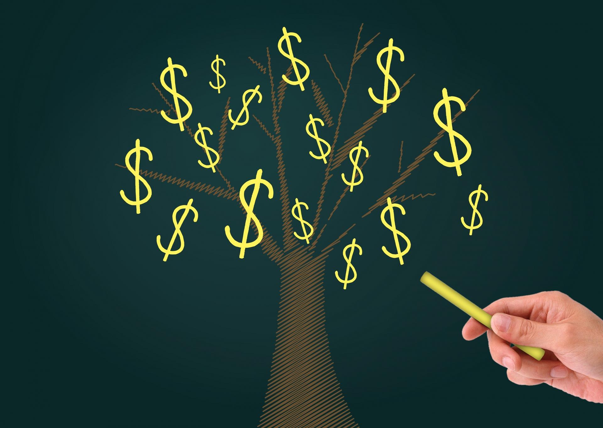 3Cは、「金のなる木の設計図」