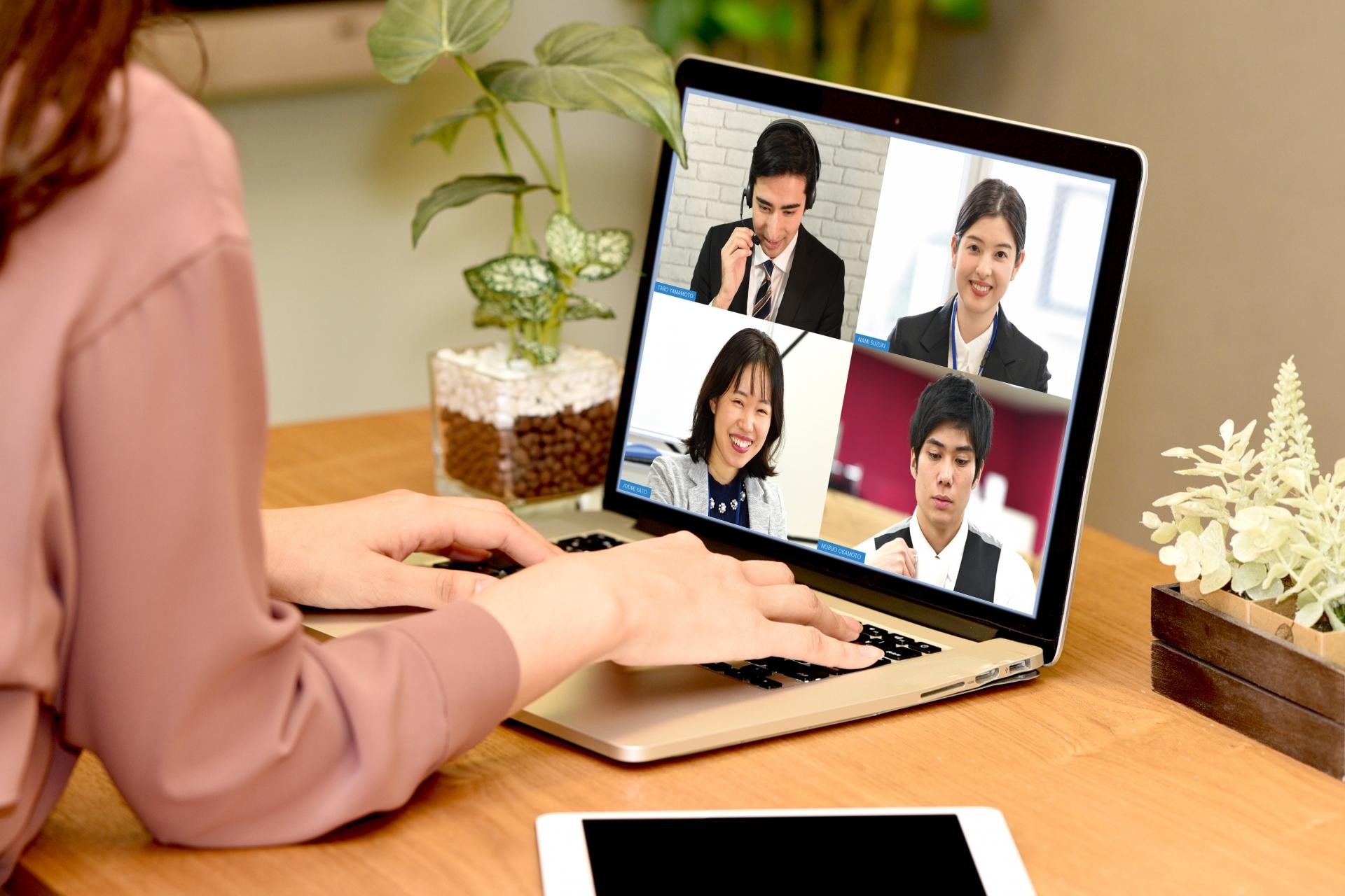 オンライン講座や動画制作、動画配信